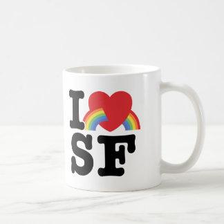 I Heart SF Coffee Mug