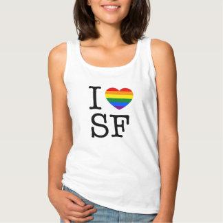 I Heart SF Tank Top
