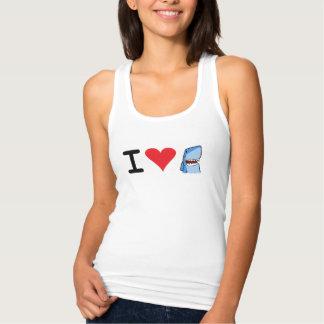 I heart Shaaark t-shirt