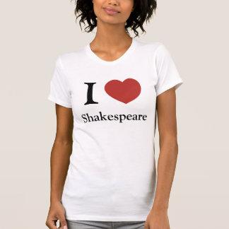 I Heart Shakespeare Female Shirt