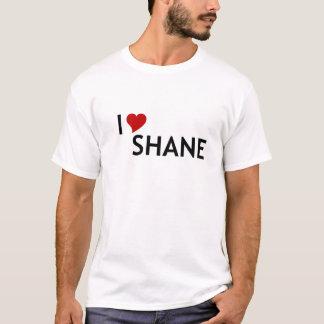 I heart Shane T-shirt (men's)