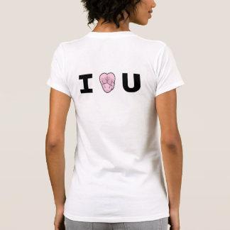 I Heart-Shaped-Molar U Women s T-shirt