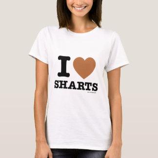 I Heart Sharts T-Shirt