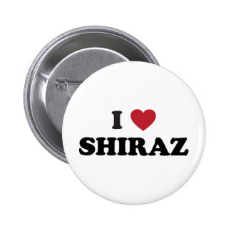 I Heart Shiraz Button