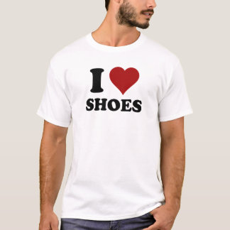 I HEART SHOES T-Shirt