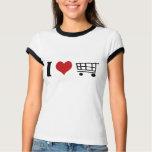 I Heart Shopping T-Shirt
