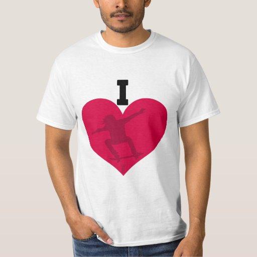 I heart skate T-Shirt