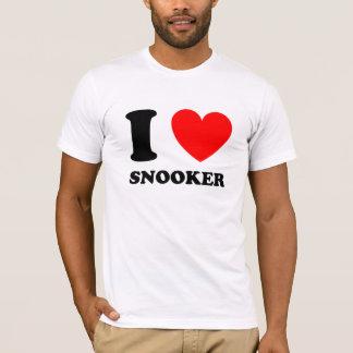 I Heart Snooker T-Shirt