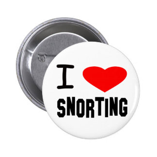 I Heart Snorting Buttons