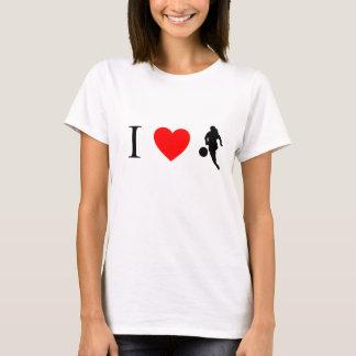 I heart soccer T-Shirt