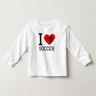 I Heart Soccer Shirt