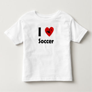 I Heart Soccer Tee Shirts