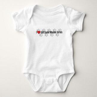 i (heart) Soft Coated Wheaten Terriers Tee Shirt