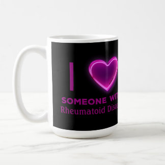 I Heart Someone with (YOU TYPE HERE) Coffee Mug