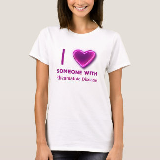 I Heart Someone with (YOU TYPE HERE) T-Shirt