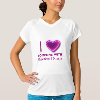 I Heart Someone (YOUR TEXT HERE) T-Shirt