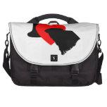 I Heart South Carolina Bag For Laptop