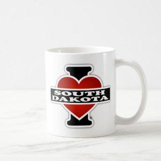 I Heart South Dakota Coffee Mug