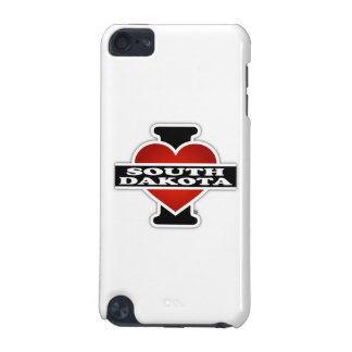 I Heart South Dakota iPod Touch (5th Generation) Cover