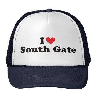 I Heart South Gate Trucker Hat