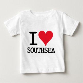 I Heart Southsea Baby T-Shirt