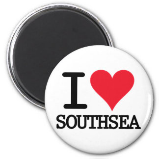 I Heart Southsea Fridge Magnet