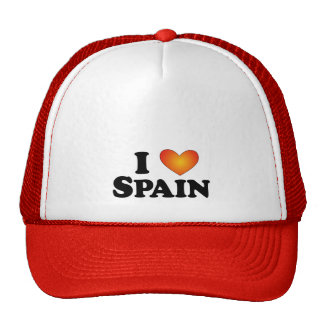 I (heart) Spain - Lite Mult-Products Hat