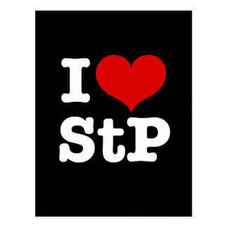 I Heart St. Paul / St. Peter Postcard