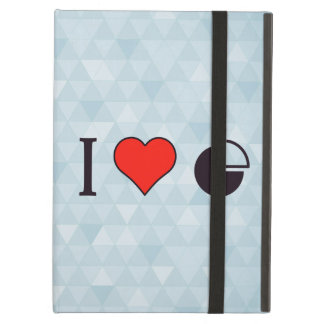 I Heart Statistics Cover For iPad Air