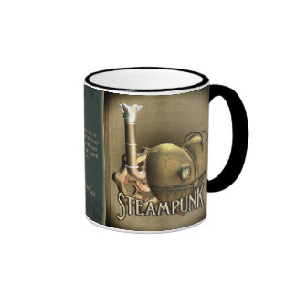 I Heart Steampunk Personalized Mugs