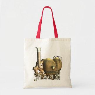 I Heart Steampunk Tote Bag