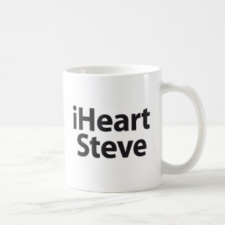 I heart Steve Coffee Mug