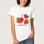 I heart strawberries T-Shirt