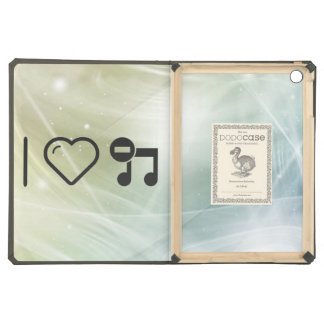 I Heart Subtractings Case For iPad Air