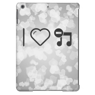 I Heart Subtractings Cover For iPad Air