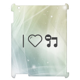 I Heart Subtractings iPad Cover