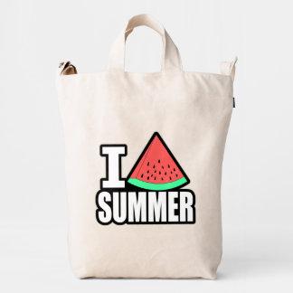 I Heart Summer Duck Bag