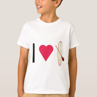 I Heart SUP T-Shirt