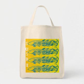 I Heart Sushi Tote Bag
