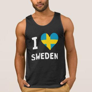 I Heart Sweden Tanktop