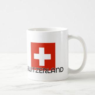 I HEART SWITZERLAND COFFEE MUGS