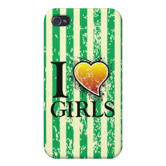 I heart t cases for iPhone 4