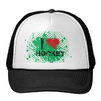 I heart t mesh hat