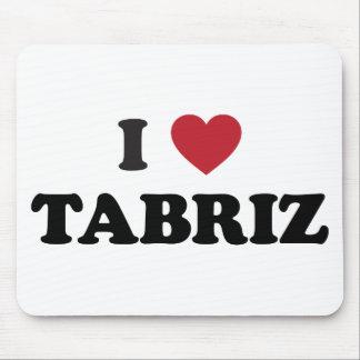 I Heart Tabriz Iran Mouse Pad
