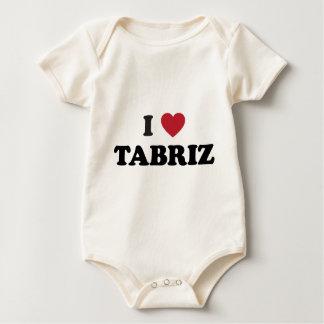 I Heart Tabriz Iran Romper