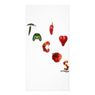 I Heart Tacos Card