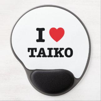 I Heart Taiko Gel Mouse Pad