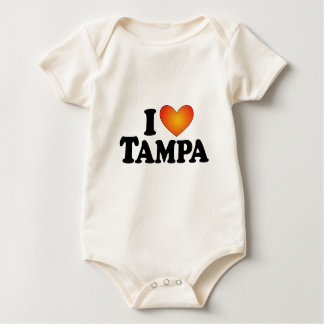 I (heart) Tampa - Lite Multi-Products Bodysuit