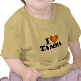 I (heart) Tampa - Lite Multi-Products T Shirts