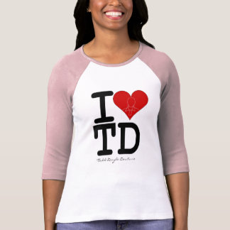 I heart TD T-Shirt